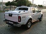Nissan NP300 1999-2015 Кунг FULL BOX