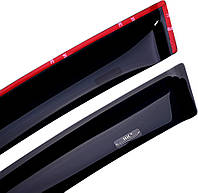 Вітровики SD (4 шт, HIC) для 5 серія E-60/61 (2003-2010)