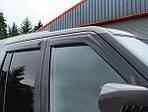 Land Rover Discovery IV Ветровики (4 шт, HIC)