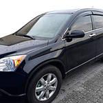 Вітровики (4 шт, HIC) для Honda CRV (2007-2011)