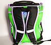 Каркасный рюкзак-короб с ортопедической спинкой для девочки, Звезды, фото 4