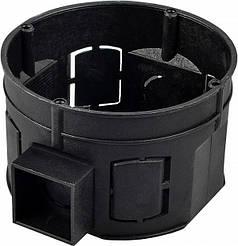 Установочна коробка ПР101 под электророзетку сборная d60 мм