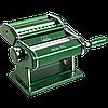 Marcato Atlas 150 Verde тесторезка - тісторозкаточна машина домашня побутова ручна для будинку