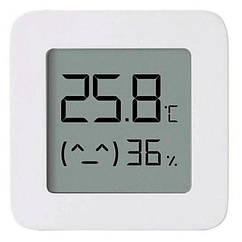Розумний датчик температури і вологості (термогігрометр) Xiaomi MiJia Monitoring 2 LYWSD03MMC/NUN4106CN