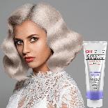 """Оттеночный кондиционер """"Платиновый блонд"""" CHI Ionic Color Illuminate Conditioner Platinum Blonde 251 мл, фото 3"""