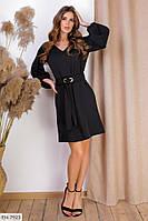 """Сукня жіноча мод.426 (42-44, 44, 46, 46-48) """"LATORIA"""" недорого від прямого постачальника AP"""