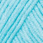 YarnArt Jeans (ярнарт джинс) 76 Світло-бірюзовий, фото 2