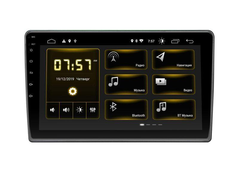 Штатна магнітола Incar DTA-1085 для SEAT Alhambra 2009+, Altea 2004+, Leon 2009+, Toledo 2013+