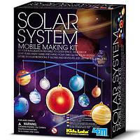 Подвесной макет Солнечной системы (светится в темноте) 4M (00-03225)