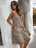 """Сукня жіноча мод. 176 (42-44, 46-48) """"BARBARIS"""" недорого від прямого постачальника AP"""