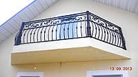 Кованый балкон для тирасы