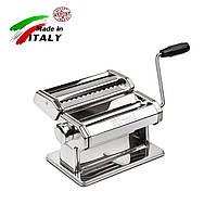 Ручна локшинорізка - тестораскатка Girmi IM90 механічна машинка для розкочування тіста і нарізки локшини Італія