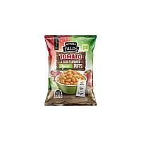 Снек кукурузный со вкусом томатов и базилика органический Honest Fields,упаковка 10шт. х30 г