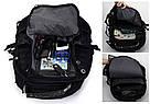Міський рюкзак WENGER SwissGear 8810 чорний, репліка, фото 8