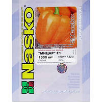 Семена перца Мицар F1 10000 сем. Nasko