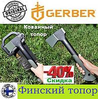 Туристический финский топор Gerber Sport Axe II для охоты, рыбалки, туризма. Оригинал, Fiskars..