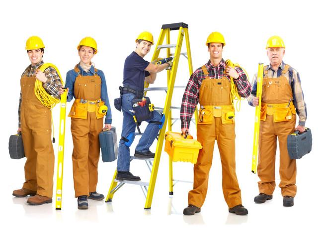 Строительные услуги.