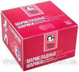 Мармеладные шарики  «Иван-Поле» вкус Красных Ягод (70 грамм)