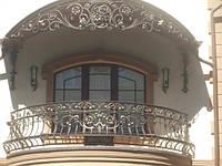 Кованый балкон для Дачи