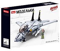 Конструктор Sluban М38-В0755 Военные Истребитель, 404 детали