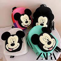 Рюкзак міні Zara з Міккі Маус для дівчат