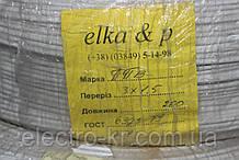Кабель провід ППВ 3Х1.5 Elka & P (Хмельницький)