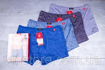 Трусы боксеры мужские Vericoh, облегченные летние, 2 штуки в упаковке