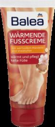 Согревающий крем для ног Warmende Fusscreme 100 мл