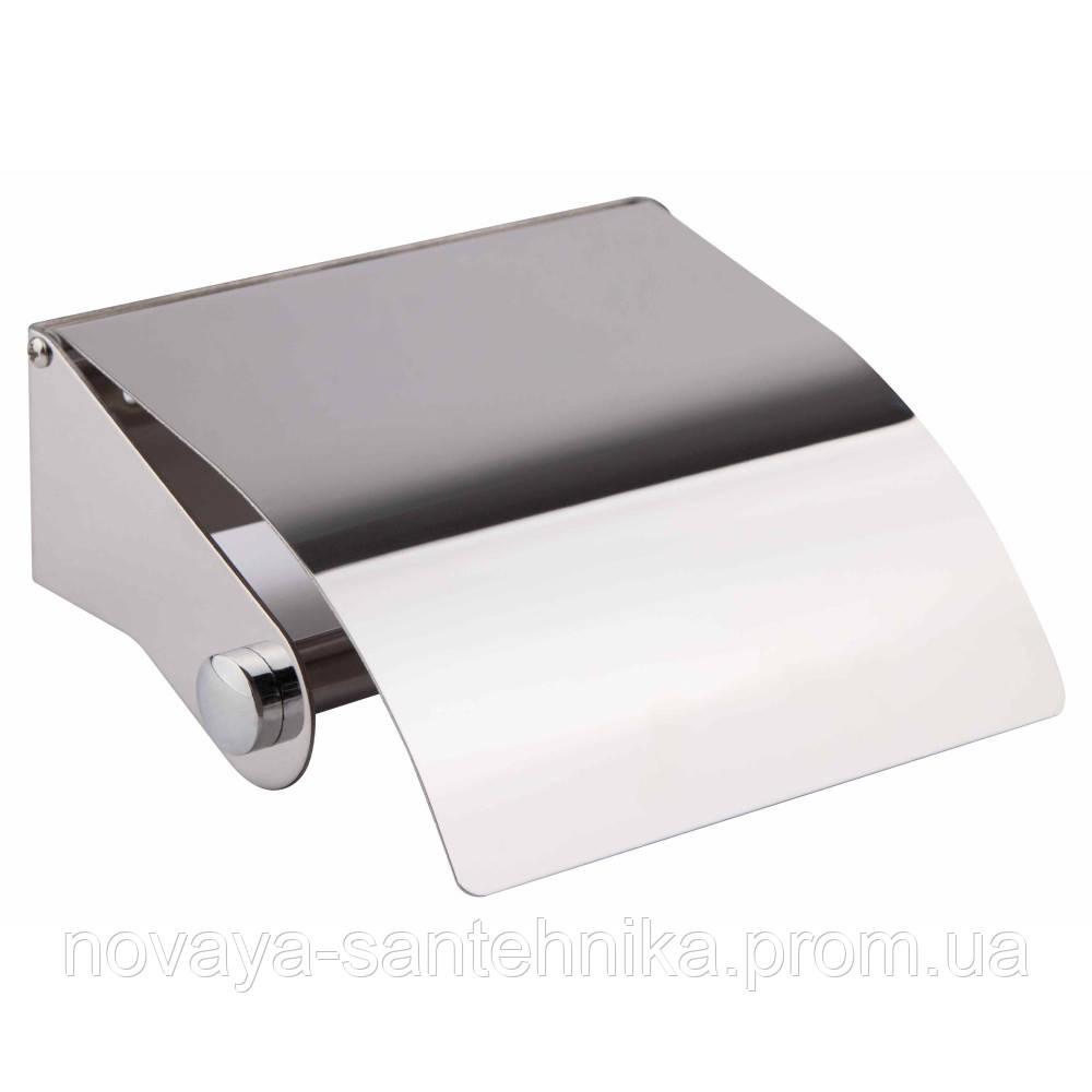 Держатель для туалетной бумаги Lidz (CRM) 121.04.01