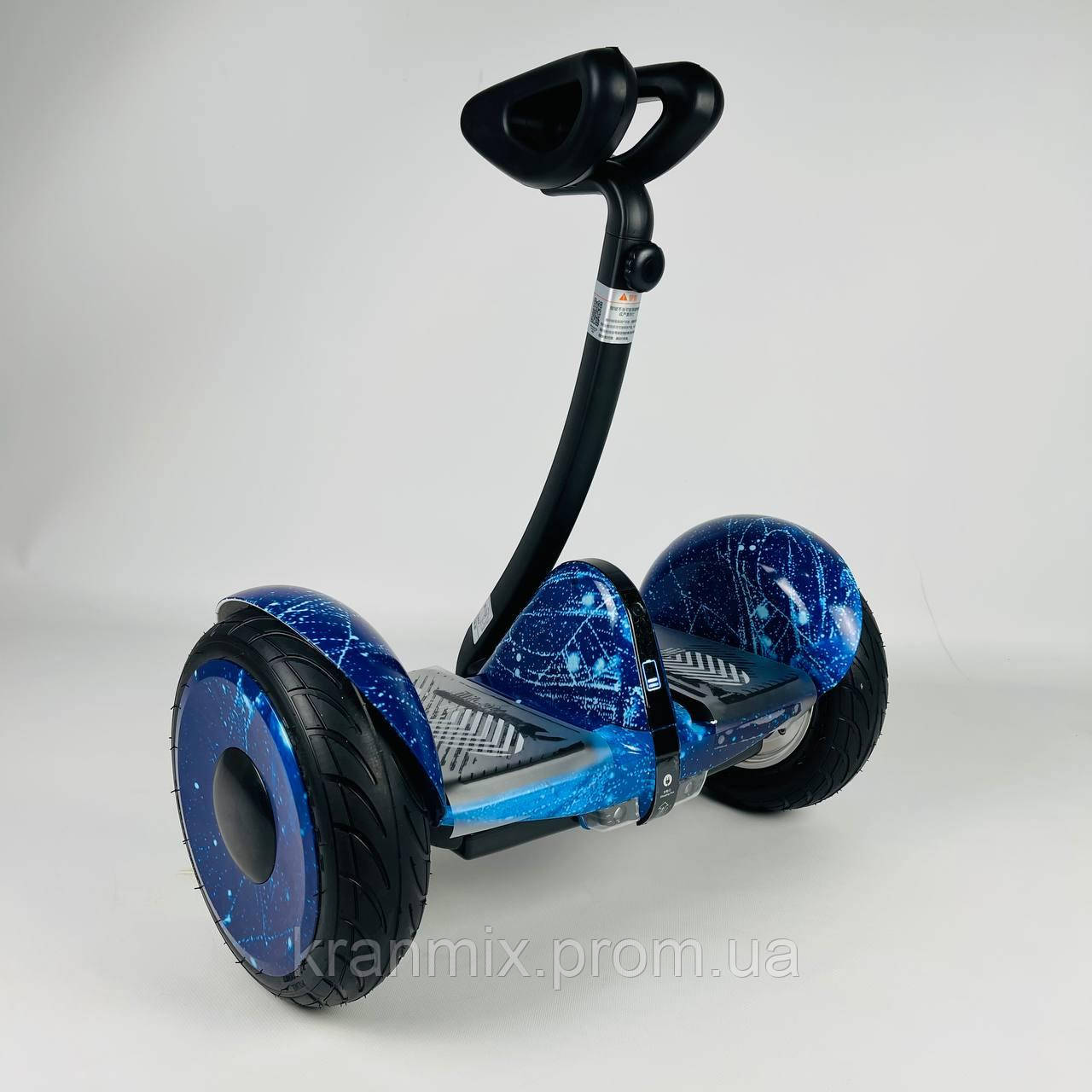 Ninebot Mini Синий Космос Гироборд Гироскутер Segway