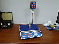 Весы электронные настольные со стойкой Днепровес F902H-EL/CL
