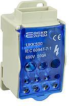 Распределительный блок JHUKK-500, фото 3