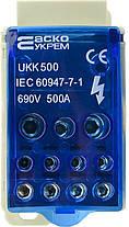 Розподільчий блок JHUKK-500, фото 3