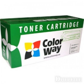 Лазерний картридж ColorWay CANON 728/726 MF45xx/MF44xx Univers  (CW-H278M)