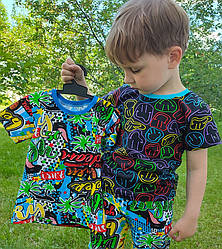Літня футболка для хлопчика
