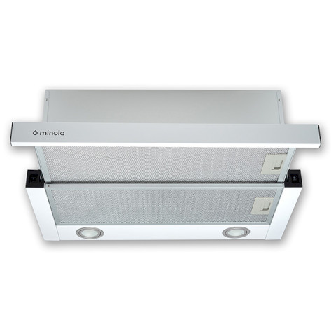 Витяжка Minola HTL 6612 WH 1000 LED