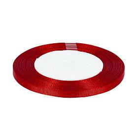 Репсова стрічка 0,6х23м червона, LR0623-26