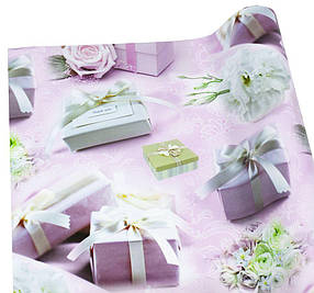 """Крейдований папір - """"Подарунки"""" , Unison, PVM10-140"""