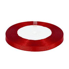 Репсова стрічка 0,9х23м червона, LR0923-26