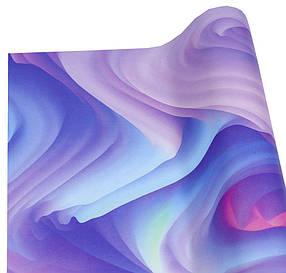 Папір для пакування подарунків(кольорова абстракція -10листов)