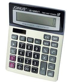 Калькулятор JS-1200VT Big Display