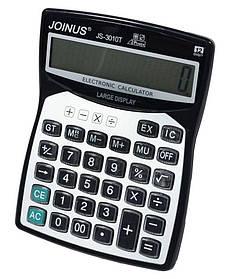 Калькулятор JS-3010T Big Display