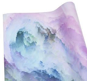 Папір для пакування подарунків різнобарвна абстракція -10листов)
