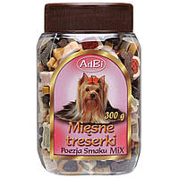 AdBi Печенье мясное (Miesne treserki Mix)