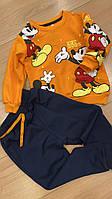 """Спортивний костюм на манжеті з МІККІ МАУСОМ на хлопчика 2-5 років (5 кол) """"JUNIOR"""" недорого від прямого постачальника"""