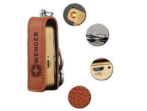 Запальничка подарункова (USB зарядка) H33150VV