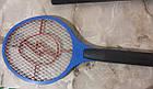 ОПТ Мухобойка электрическая от комаров и мух на батарейках, уничтожитель летающих насекомых, фото 2
