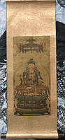 Свиток/гобелен Будда (87х41 см.)