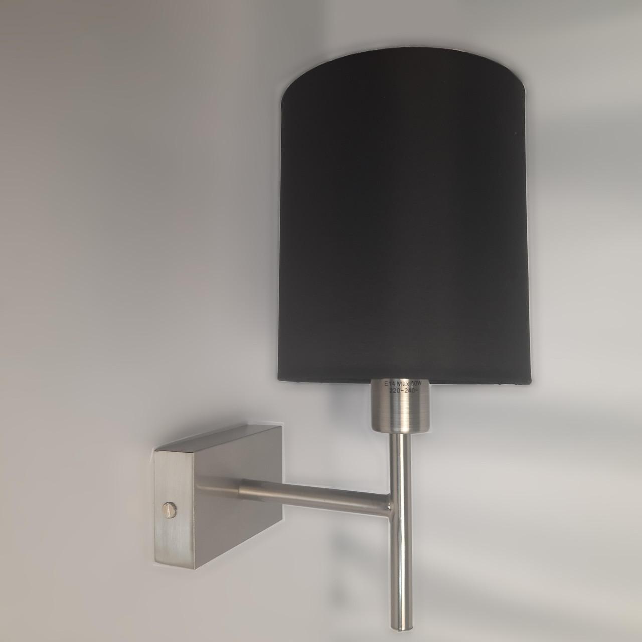 Бра на 1 лампу 29-F7704/1Z BK