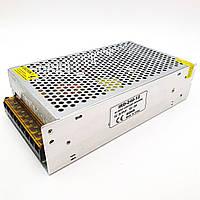 Блок питания перфорированный трансформатор адаптер 12В 240Вт 12V 20A 110v/220v Power Supply 240W металл
